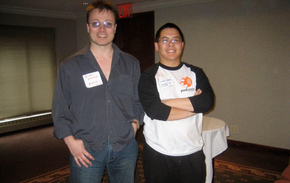 Chris Hambly and Christopher Penn