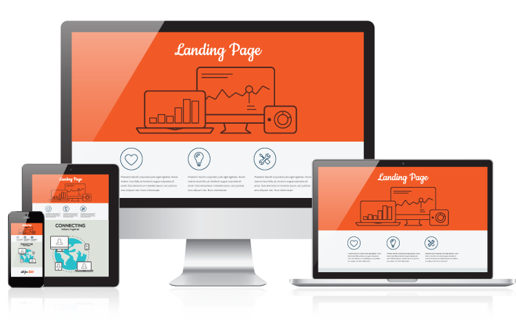 Loading Up The Winter Pipeline With Landing Pages